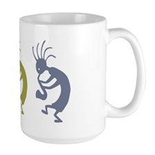 Kokopelli Line Mug