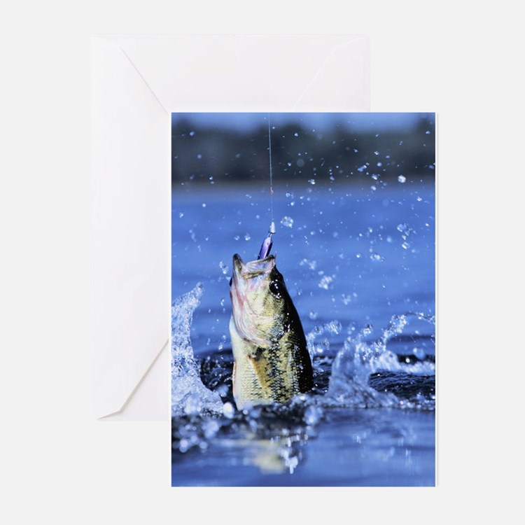 fishing Greeting Cards