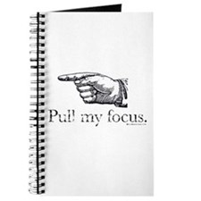 Pull my Focus. Journal