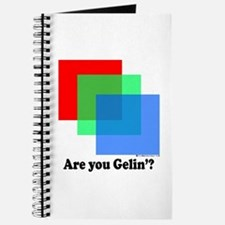 Are You Gellin? Journal