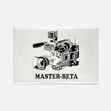 MasterBeta! Rectangle Magnet