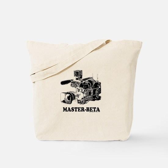 MasterBeta! Tote Bag