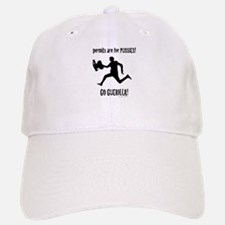 Permits are for Pussies! Filmmaker Baseball Baseball Cap