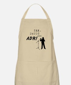 Sex, Drugs and ADR! BBQ Apron