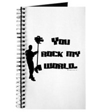 You Rock my World! Journal