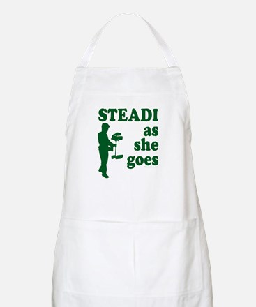 Steadi as she Goes! BBQ Apron