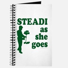 Steadi as she Goes! Journal