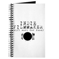 Filmmaker - will work for food! Journal