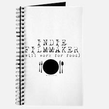 Filmmaker - will work for food! Journal