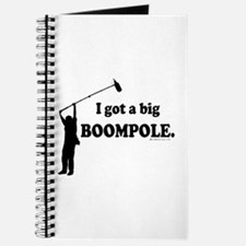 Big BOOMPOLE! Journal