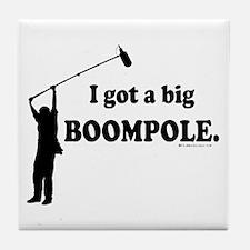 Big BOOMPOLE! Tile Coaster