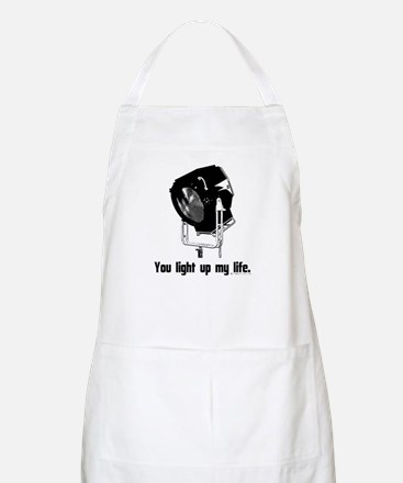 You Light Up My Life! BBQ Apron