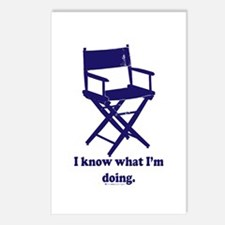 Directors Know What We're Doi Postcards (Package o