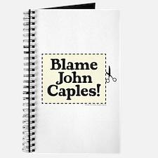 John Caples Journal