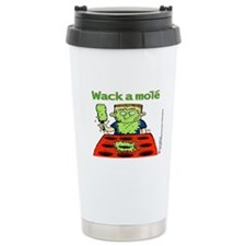 Wack a mole Travel Coffee Mug