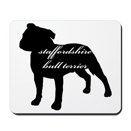 Staffordshire DESIGN Mousepad