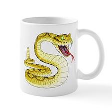 Rattlesnake Snake Tattoo Art Mug