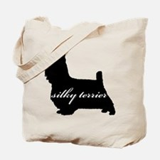 Silky Terrier DESIGN Tote Bag