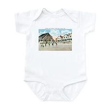 Fairfield Connecticut CT Infant Bodysuit