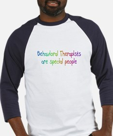 Behavioral Therapists Are Special People Baseball