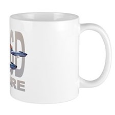 F-86 SABRE FIGHTER Small Mug