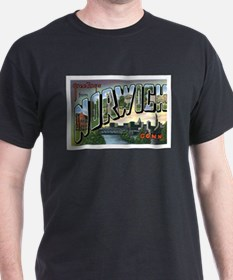Norwich Connecticut CT T-Shirt