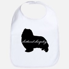 Sheltie DESIGN Bib