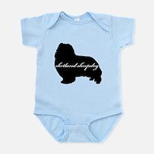 Sheltie DESIGN Infant Bodysuit