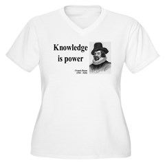 Francis Bacon Quote 1 T-Shirt