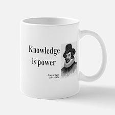 Francis Bacon Quote 1 Mug
