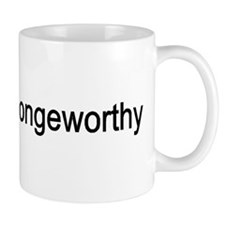 Spongeworthy Mug