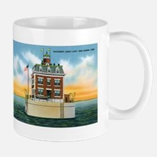 New London Connecticut CT Mug