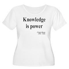 Francis Bacon Text 1 T-Shirt