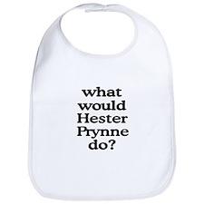 Hester Prynne Bib