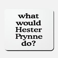 Hester Prynne Mousepad