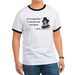 Francis Bacon Quote 2 Ringer T