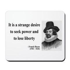 Francis Bacon Quote 2 Mousepad