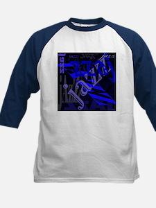 Jazz Blue on Blue Tee