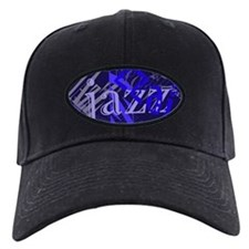 Jazz Blue on Blue Baseball Hat