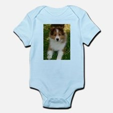 TLC OASIS SHELTIES Infant Creeper