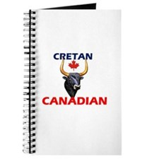 Proud to be Cretan Canadian! Journal