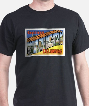 Wilmington Delaware DE T-Shirt