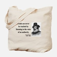 Francis Bacon Quote 3 Tote Bag