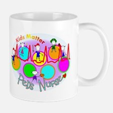 peds nurse Mugs
