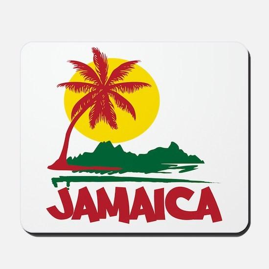 Jamaica Sunset Mousepad