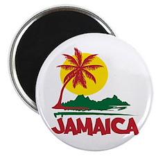 Jamaica Sunset Magnet