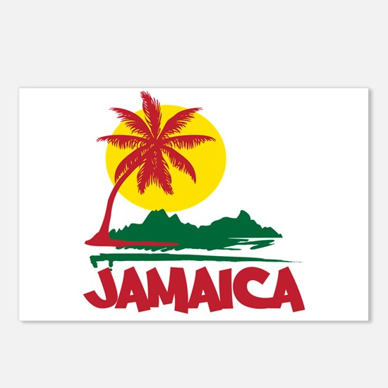 Jamaica Sunset Postcards (Package of 8)