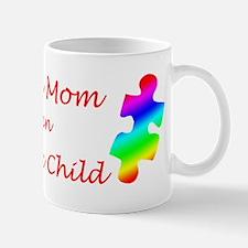 Autism Mom Mug