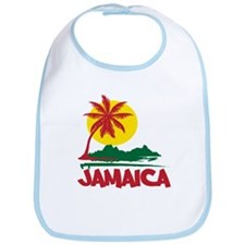 Jamaica Sunset Bib
