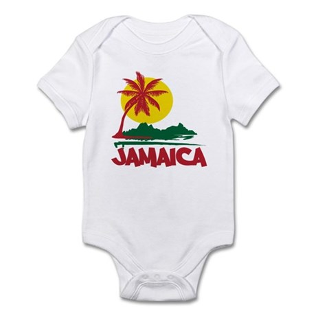 Jamaica Sunset Infant Bodysuit